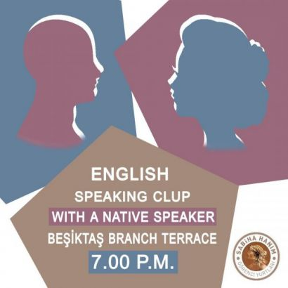 Speaking Club with a Native Speaker