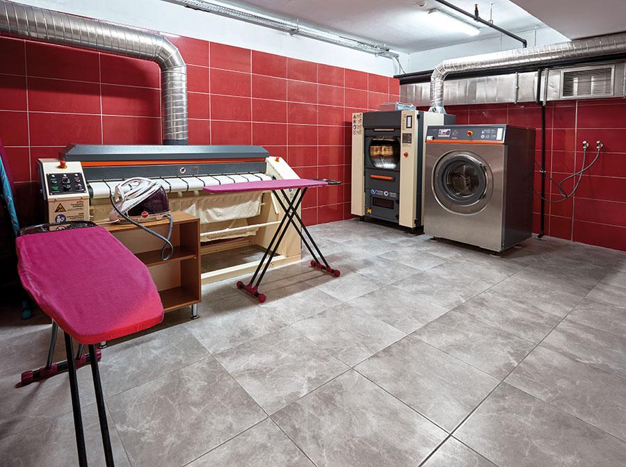 Ütü ve Çamaşır Odası